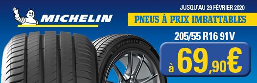 Pneus Michelin à Prix IMBATTABLES